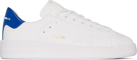 Golden Goose Deluxe Brand Pure Star leather sneakers