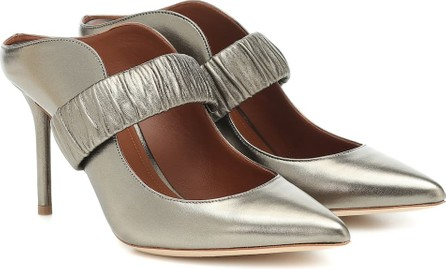 Malone Souliers Mira 85 leather mules
