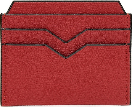 Valextra Leather Card Holder