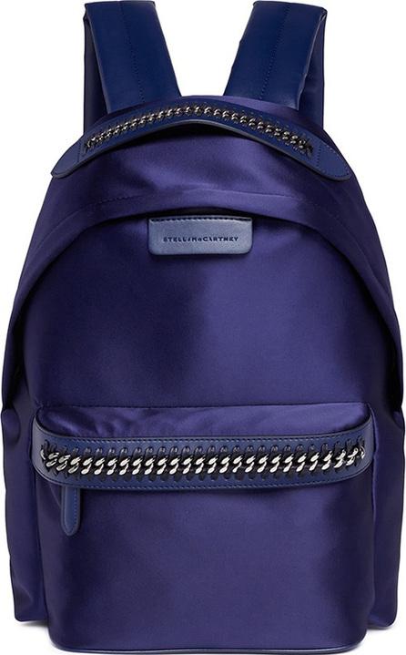 Stella McCartney 'Falabella Go' satin backpack