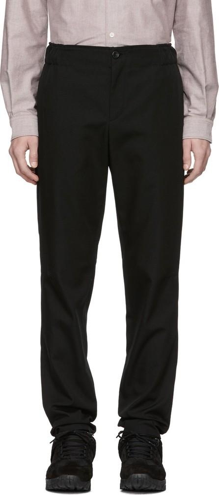 A.P.C. Black Omega Trousers