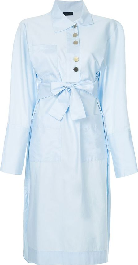 Eudon Choi midi shirt dress
