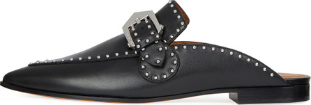 Givenchy Elegant Studded Loafer Mule