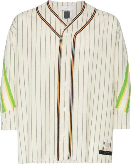 FACETASM Baseball Stripe Shirt