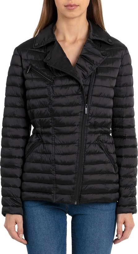 Badgley Mischka Mia Quilted Puffer Jacket