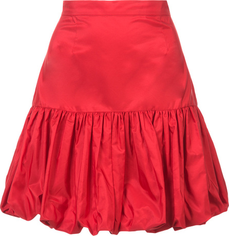 Stella McCartney Taffeta peplum skirt
