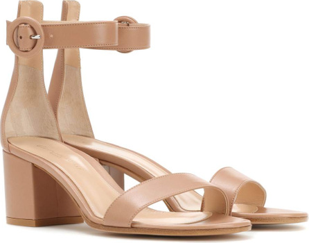 Gianvito Rossi Exclusive to mytheresa.com – Versilia 60 leather sandals