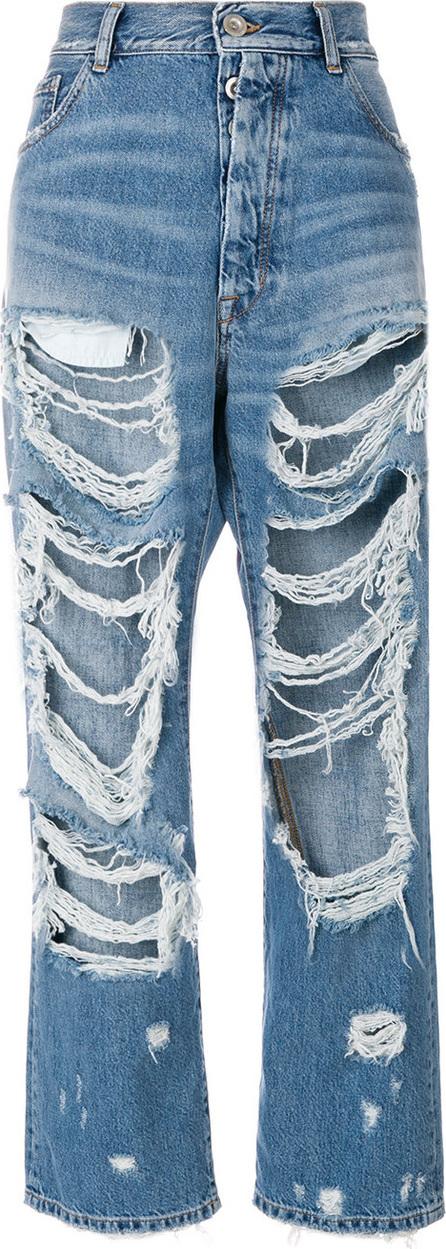 Ben Taverniti Unravel Project Destroyed denim jeans