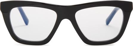Marni Monogram acetate glasses