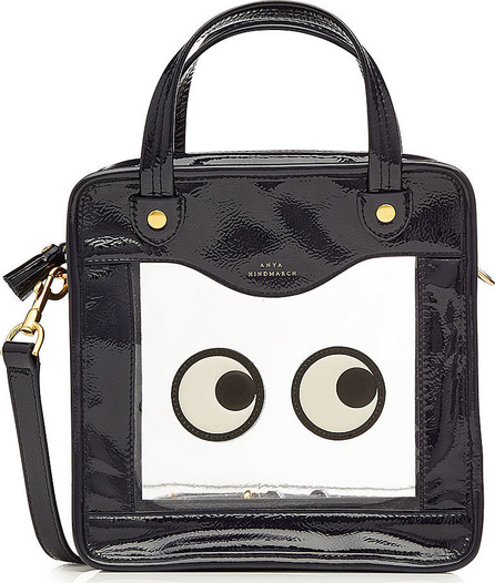 Anya Hindmarch Rainy Day Crossbody with Leather