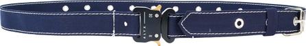 Alyx Alyx x Mackintosh slim buckle belt