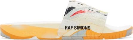 Adidas By Raf Simons adidas x Raf Siimons Torsion Adilette Slides