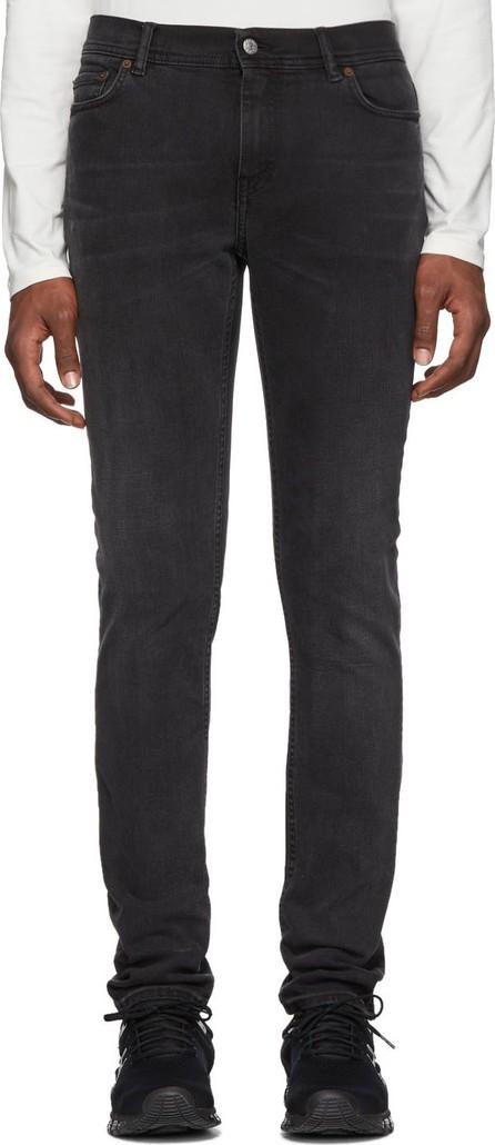 Acne Studios Black Blå Konst North Jeans
