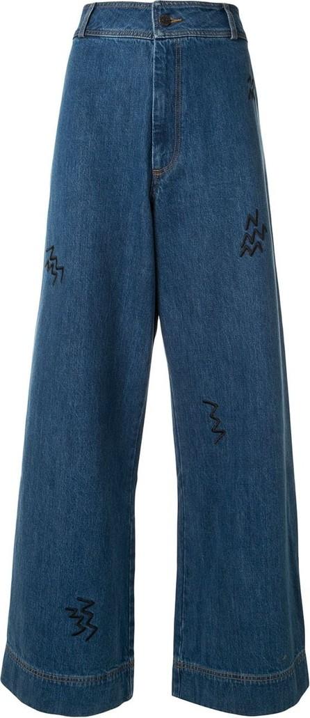 Etre Cecile Tame Alyssa wide leg jeans