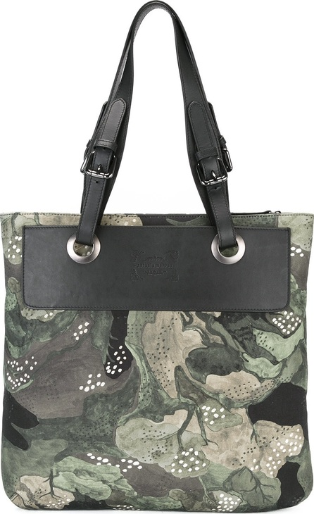 Antonio Marras floral print tote bag