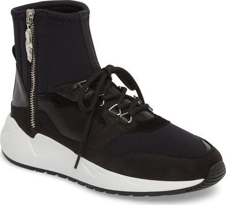 Buscemi Run1 Zip High Top Sneaker