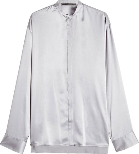 Haider Ackermann Oversized Silk Blouse