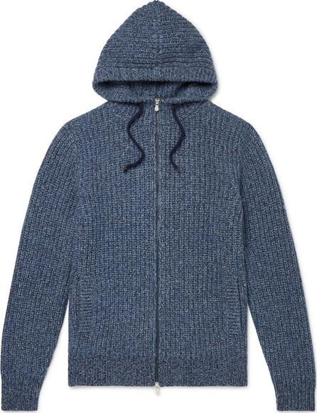 Brunello Cucinelli Cashmere Zip-Up Hoodie