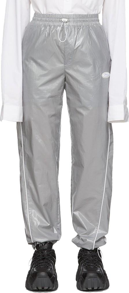 ADER error Grey Double Pocket Pants