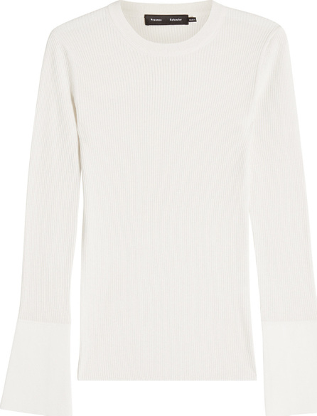 Proenza Schouler Pullover with Silk and Cashmere