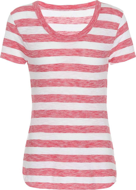 81hours Gia striped cotton T-shirt