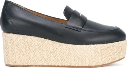 Gabriela Hearst platform penny loafers