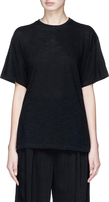 Proenza Schouler Tie back T-shirt