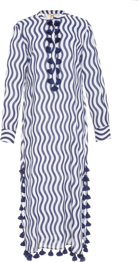 FIGUE Paolina River Stripe Kaftan