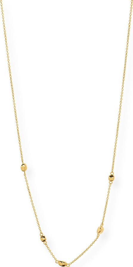 Gorjana Avery Bead Station Necklace