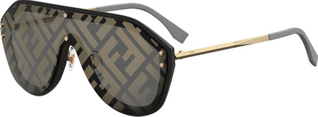 Fendi FF Shield Sunglasses