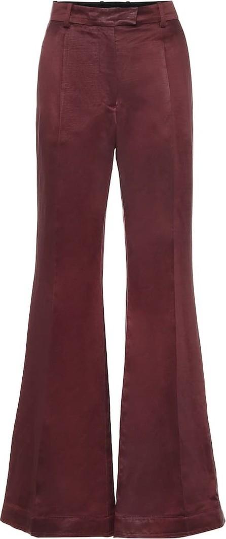 Joseph Tana linen-blend flared pants