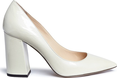 Fabio Rusconi 'Esca' chunky heel leather pumps