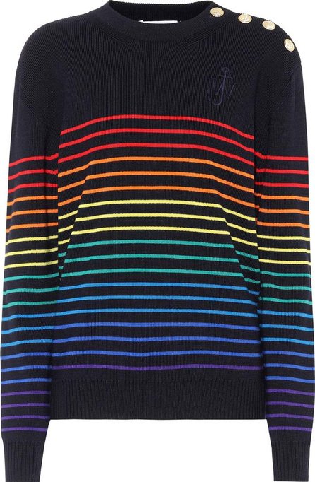 J.W.Anderson Striped wool sweater