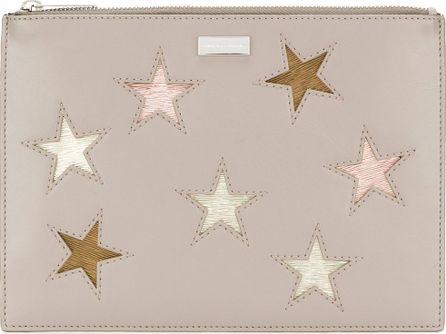 Stella McCartney Stars clutch bag