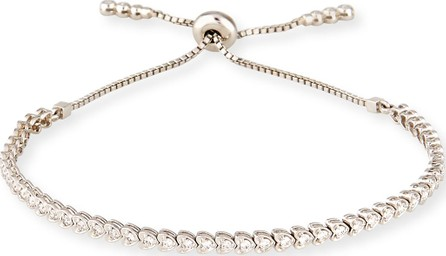 Cassidy Diamonds 18K White Gold Diamond Heart Bracelet
