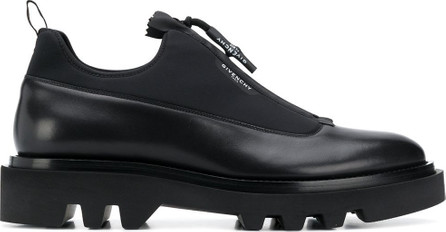 Givenchy Combat derby shoes