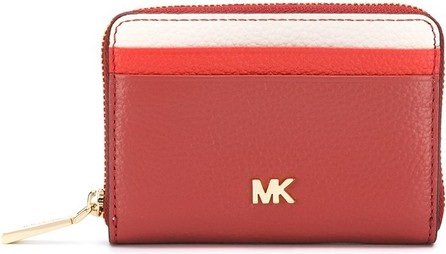 MICHAEL MICHAEL KORS Zipped purse