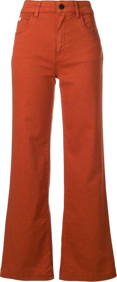 Alexa Chung Flared trousers