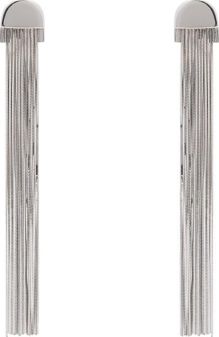 Alan Crocetti Cascade sterling-silver drop earrings