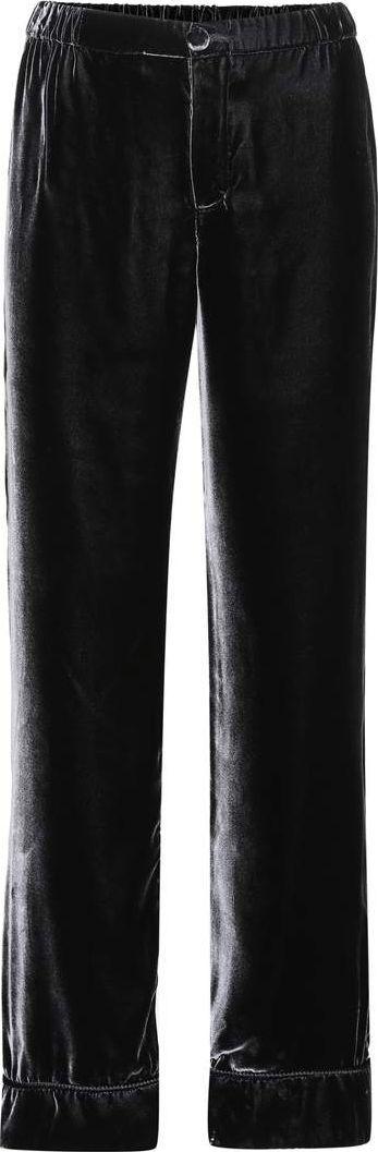 For Restless Sleepers Velvet trousers