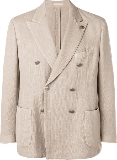 Gabriele Pasini Buttoned up longsleeved jacket