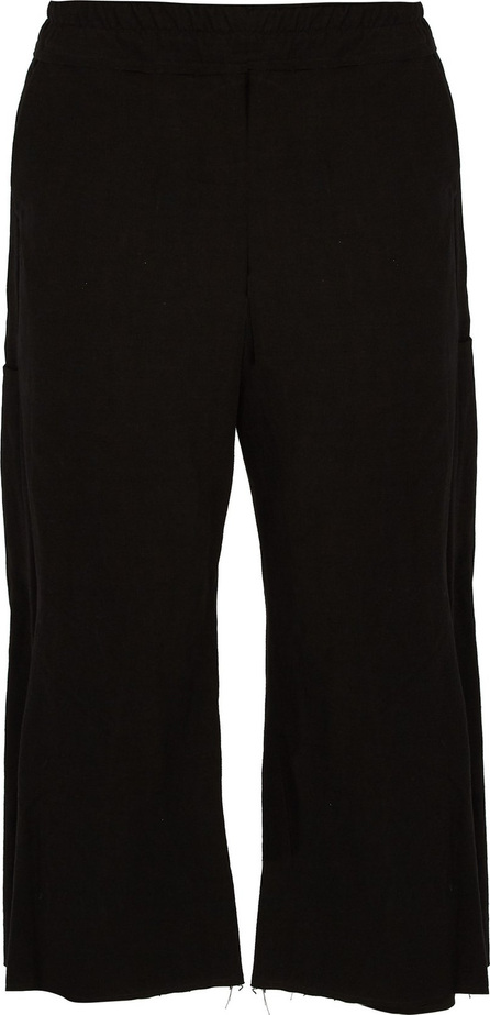 By Walid Diogo cropped cotton trousers