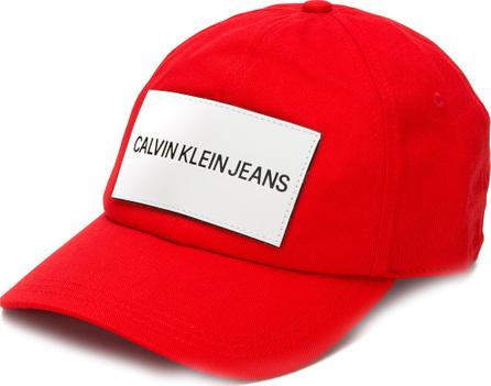 Calvin Klein Jeans Logo patch cap