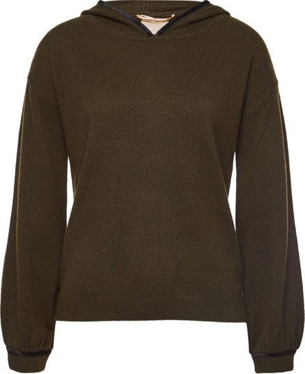 81hours Hollie Hoody in Superfine Wool and Cashmere