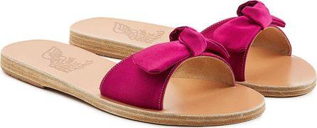 Ancient Greek Sandals Satin Sandals