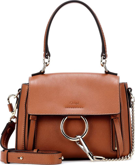 Chloe Mini Faye Day leather shoulder bag