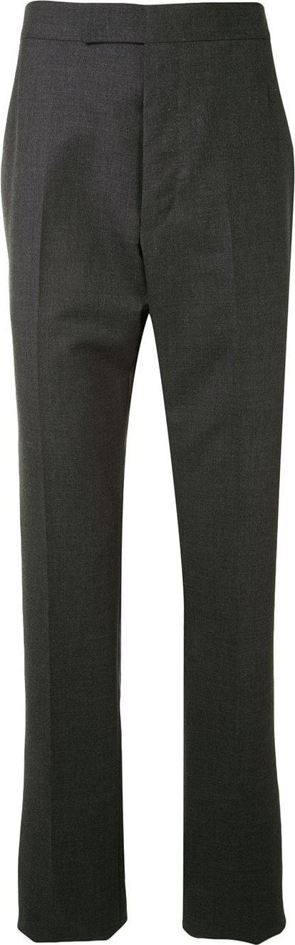 Thom Browne Tailored cropped trousers