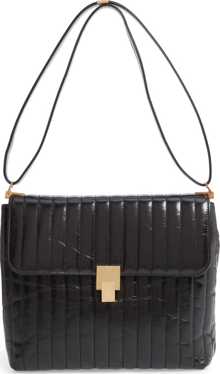 Victoria Beckham Quinton Quilted Leather Shoulder Bag