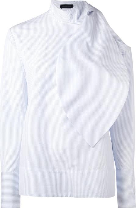 Eudon Choi open shoulder top