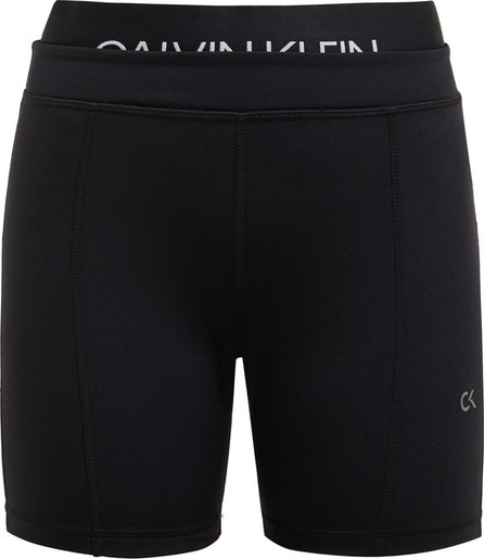 Calvin Klein Performance Double-waist cycling shorts